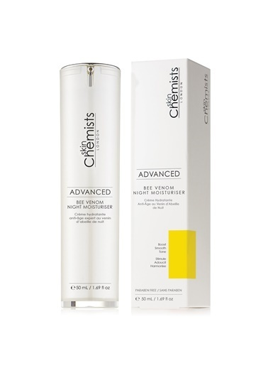 Advanced Bee Venom Night Moisturiser 50 Ml Gece Nemlendirici-Skin Chemist